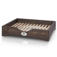 Hundebett Knuffelwuff Landon aus Holz